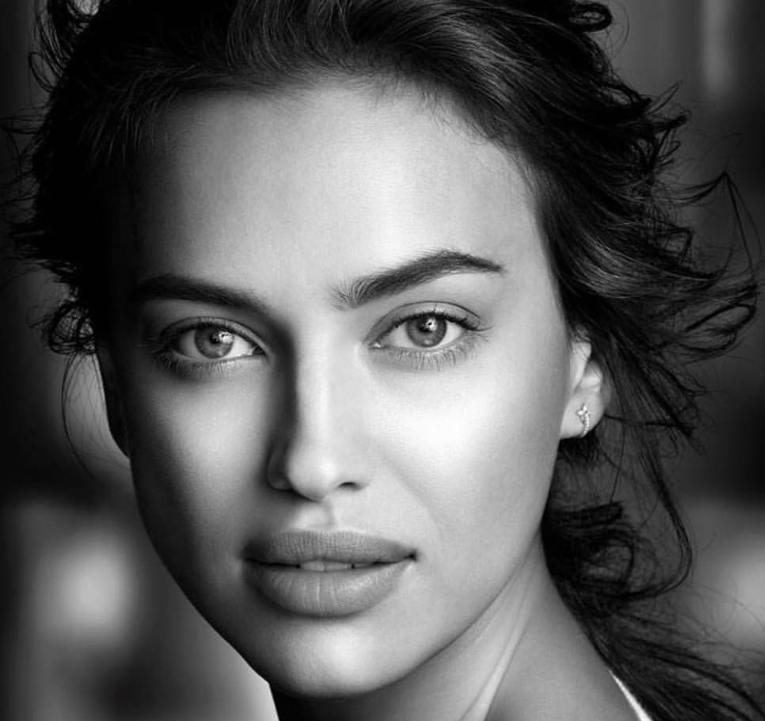 Irina Shayk top model