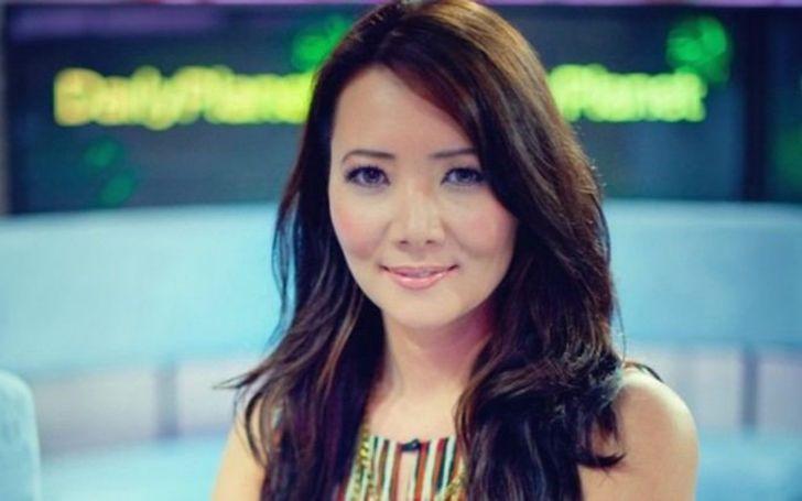TV Personality Ziya Tong