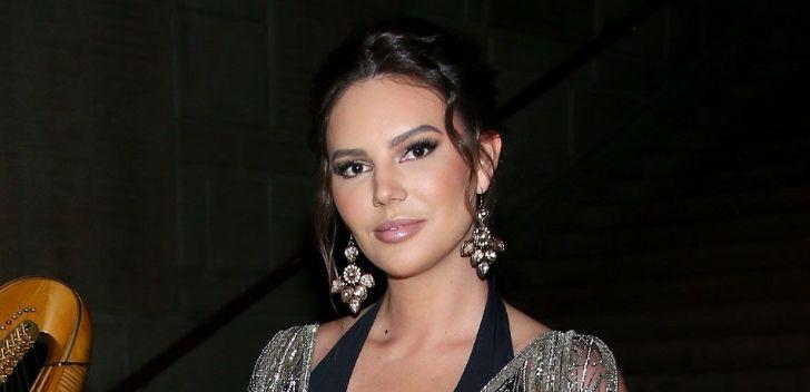 Actress and Model Zita Vass