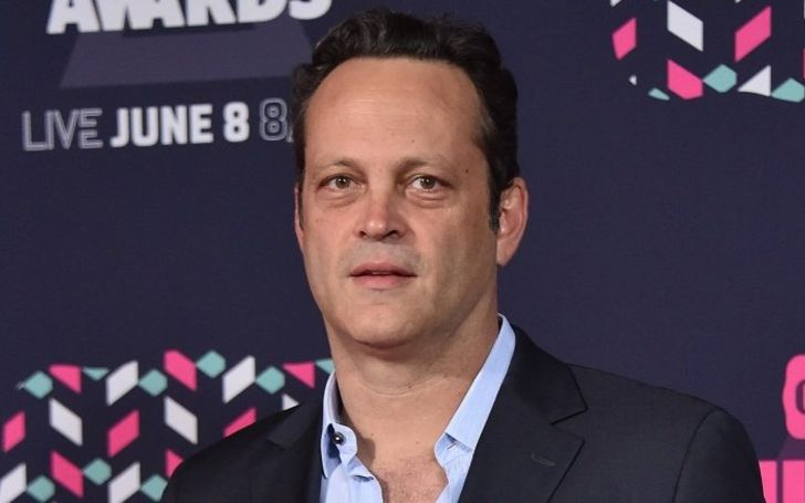 Actor and director Vince Vaughn
