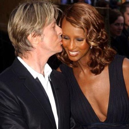 Haywood was married to David Bowie