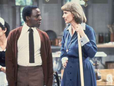 Inga Swenson and Robert Guillaume in Beson