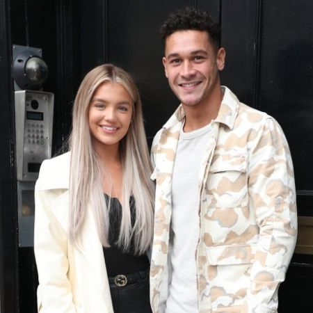 Callum Jones and Molly started dating in Love Island in 2020
