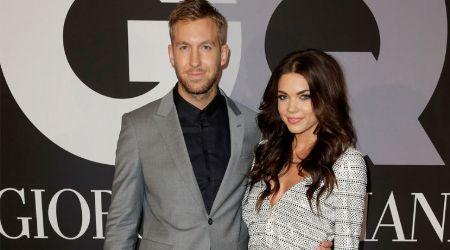 Aarika Wolf with boyfriend, Calvin Harris