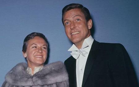Margie Willett and husband Dick Van Dyke