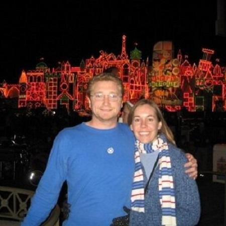 Christopher Castile and wife Alison Castile