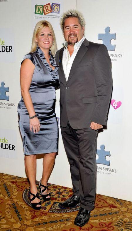Ryder's parent Guy Fieri and Lori