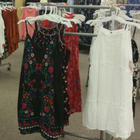 Mossimo dresses on sale at Target