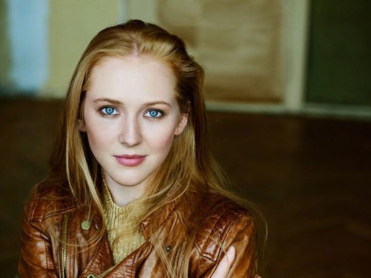 Instagram gina alice stiebitz Dark's Actress,