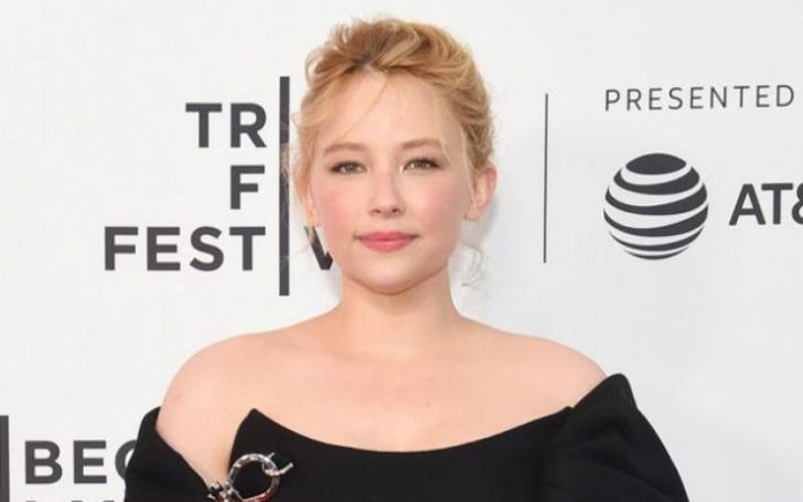 Haley Bennett is worth $2 million