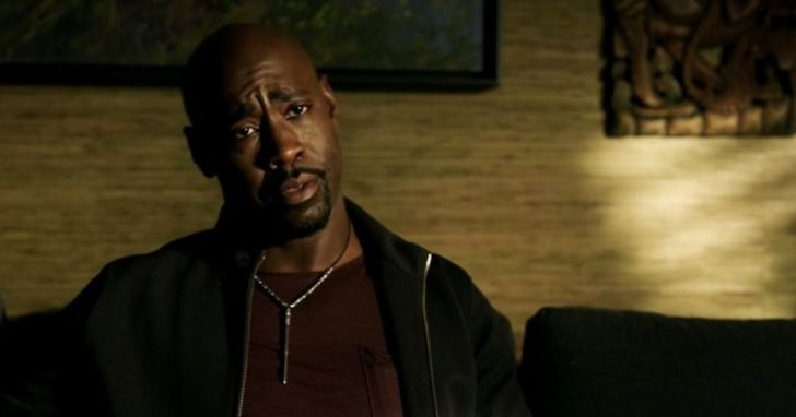 Actor D. B. Woodside is worth $3 million