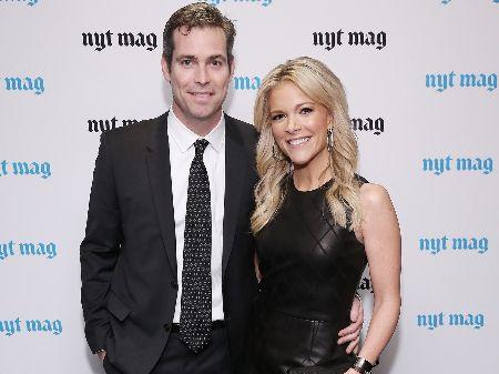 Douglas Brunt and wife Megyn Kelly