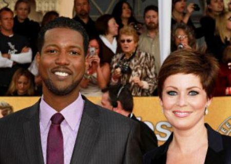 Corey Reynolds with wife Tara Renee Schemansky