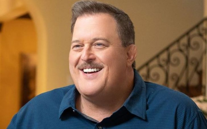 American actor & comedian Billy Gardell- All about his relationship & weight loss journey