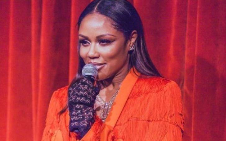 Eboni Nichols Featuring on Getonthefringe Show as a host